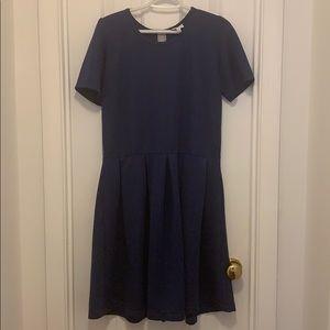 Lularoe Amelia dress with pockets size xxl